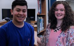 Junior High Students Receive Awards