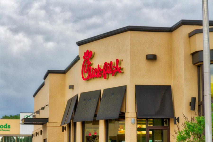 One of the three Tyler Chick-Fil-A locations. Many Tyler residents, along with residents of surrounding cities, frequent Chick-Fil-A because of its popularity.