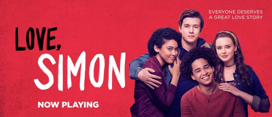 """Premiering on March 16, Love, Simon is a typical teenage love story. """"Love, Simon"""" is the first major studio-released teen film to focus on a gay teenage romance and feature a gay lead character."""