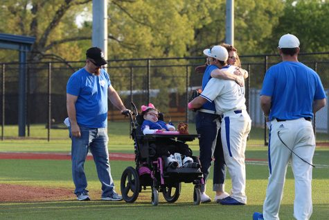 Baseball Honors Heller Family