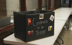 Lindale Alumni Receives Condiments Across Oceans