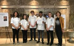 Culinary Places First at SFA Basket Challenge