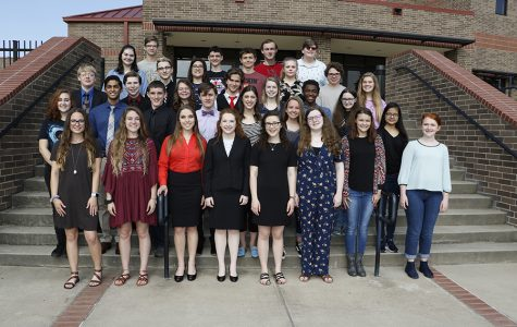 The LHS Academic Team Wins 2nd State Championship