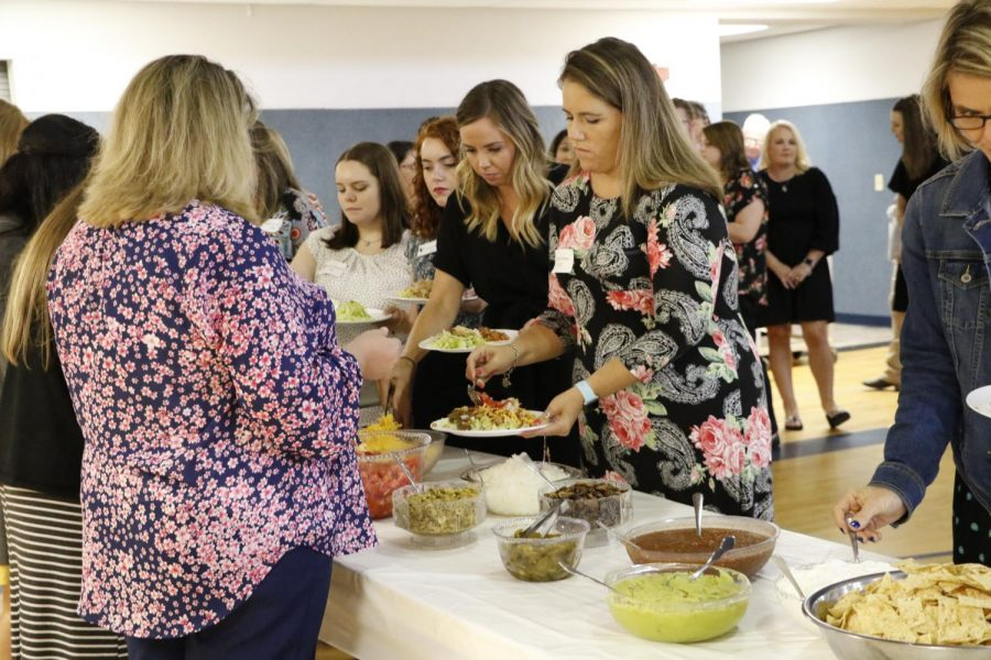 Community Welcomes New Teachers To District