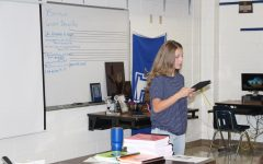 Freshmen Novice Debaters Start the New Season With Mentors