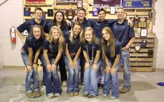 FFA Competes in Leadership Development Events