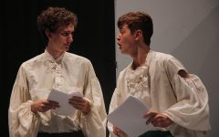 Theatre Develops Two Fall Productions