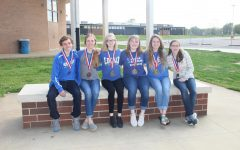 Newspaper and Yearbook Students Named to the All-State Journalism Staff