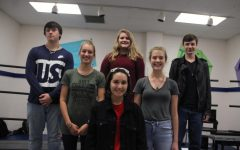 Choir Students Compete at All-Region