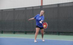 Varsity Tennis Makes School History