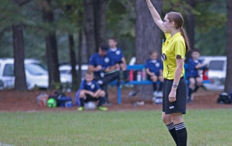 My Personal Experience as a Soccer Referee