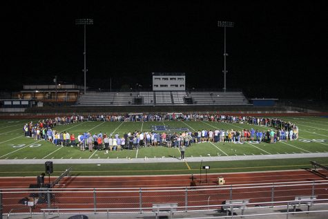 Students Attend Annual Fields of Faith