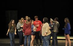 Students Prepare for Fall Musical–'Willy Wonka,Jr.'
