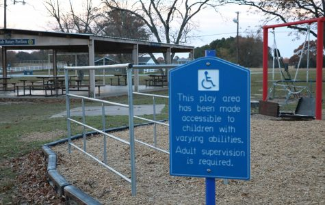 Sophomore Eagle Scout Project Brings Accessibility to Local Park