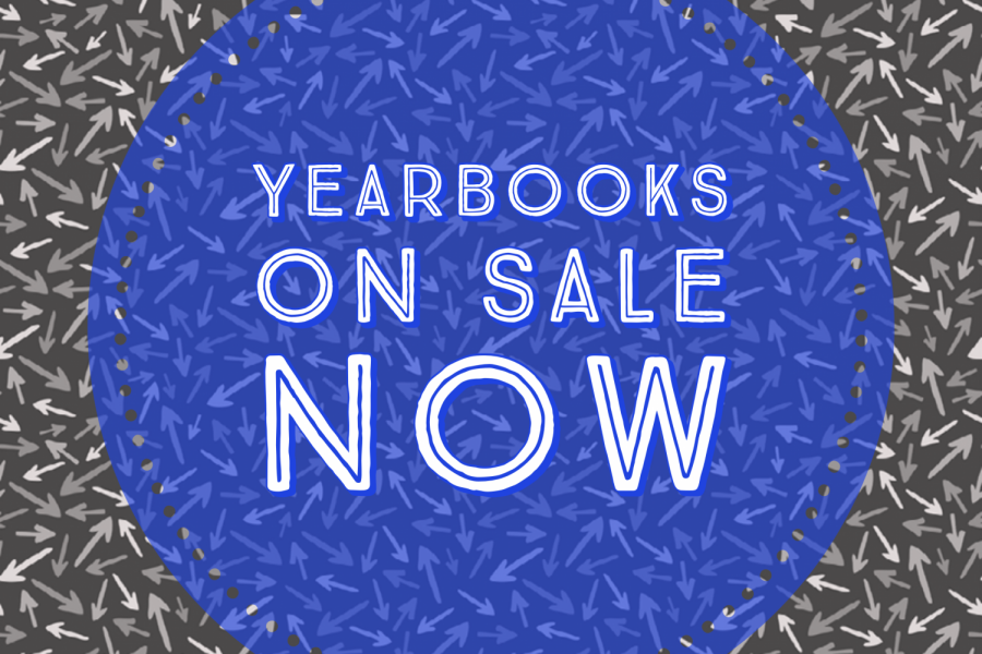 Yearbook are now on sale. They are $60 for the month of November.