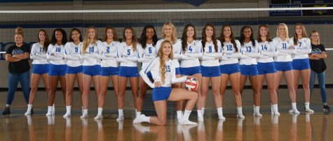 Volleyball Gets Road Win Against Longview