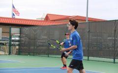 Athlete Spotlight: Doubles Tennis Partners Seniors Brady Smith and Aaron Gambrell