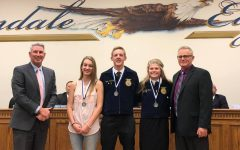 FFA Competes at Mineola District Convention