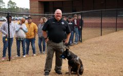 Criminal Justice Paws at Real Life Experience
