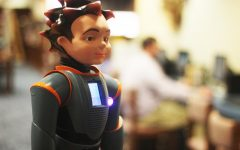 Robot Helps Students with Social Skills