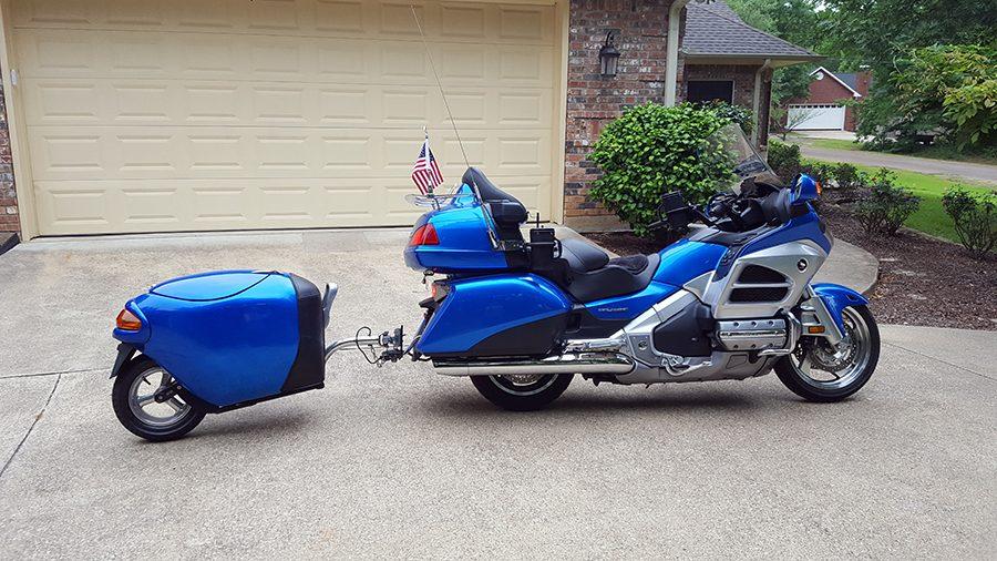Paynes motorcycle.