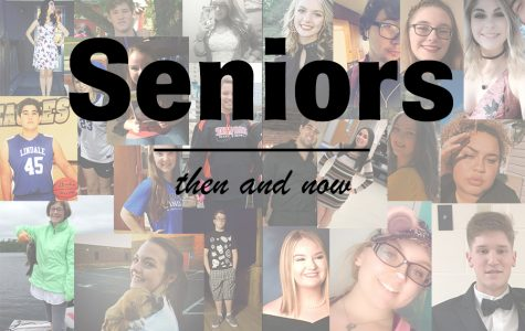 Seniors share their experiences from high school. They also discuss how they have changed since freshman year.