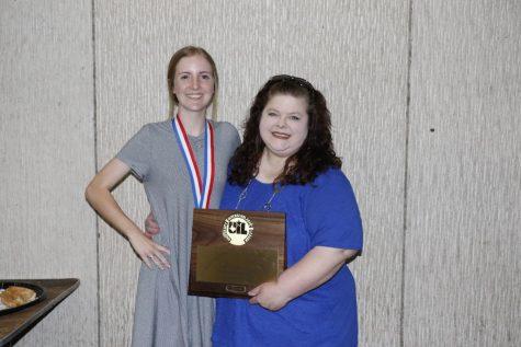 One-Act Play Advances to Area