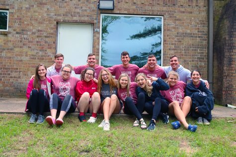Key Club Attends Timberline Retreat