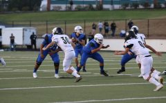 Football Wins Regular Season Opener