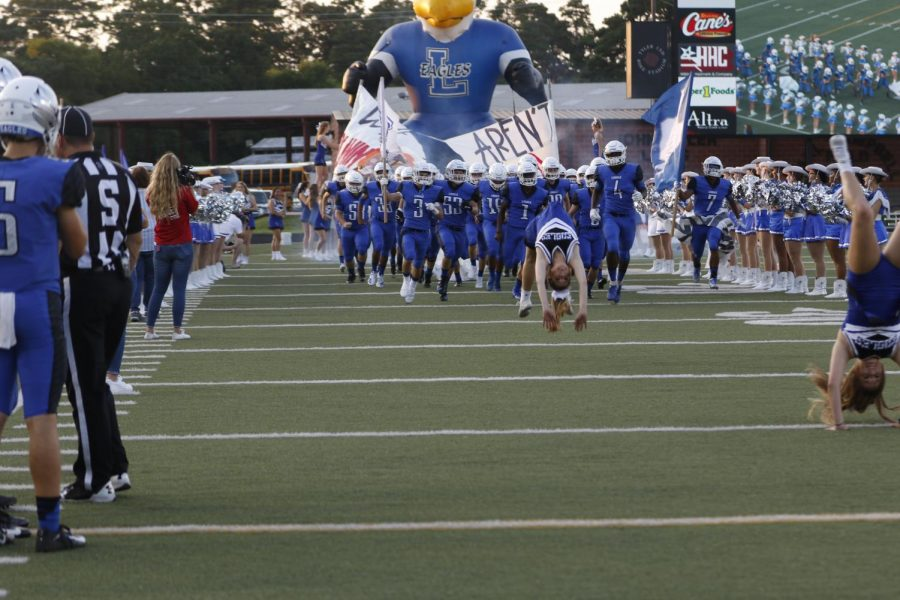 Pictures of the Week: Eagles vs Kaufman