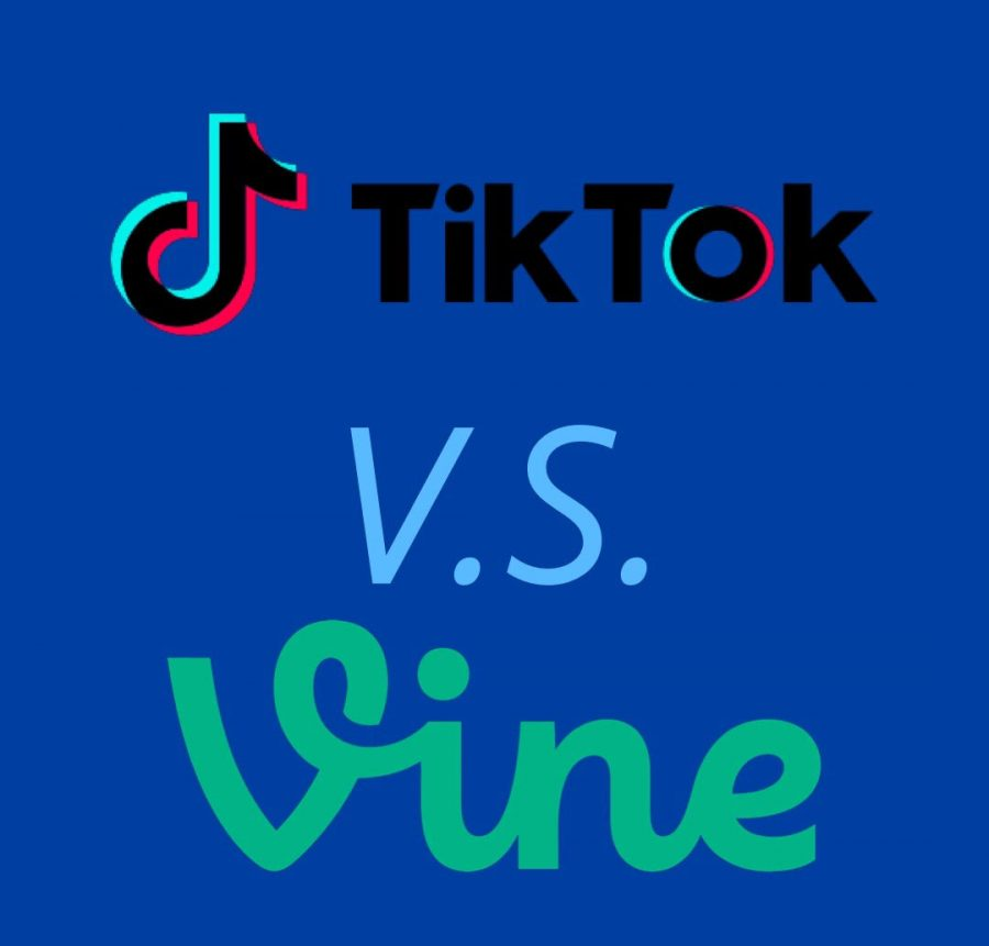 Tik+Tok+Replacing+Vine+as+Video+Sharing+App