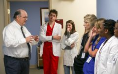 Job Shadowing Class Goes to UT Tyler to Gain Real World Experience