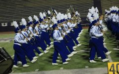 Band Earns 45th Consecutive UIL 1st Division