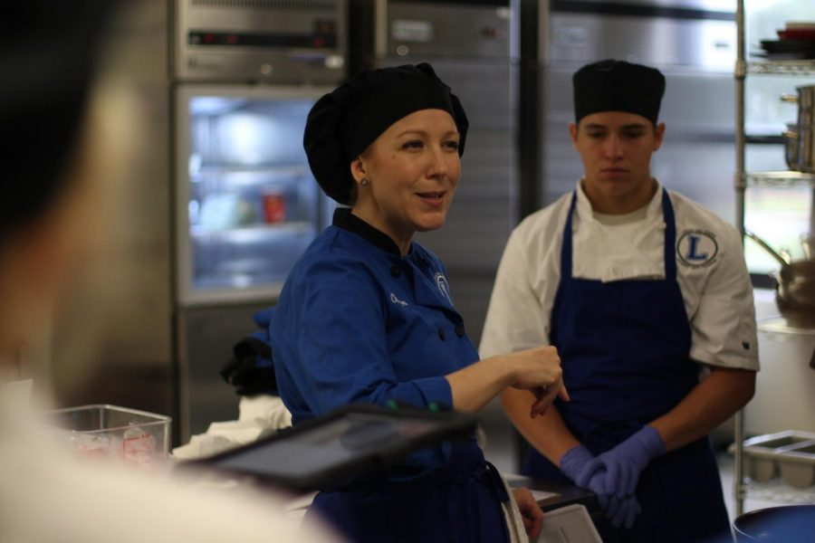 Culinary Teacher becomes a CASA Advocate