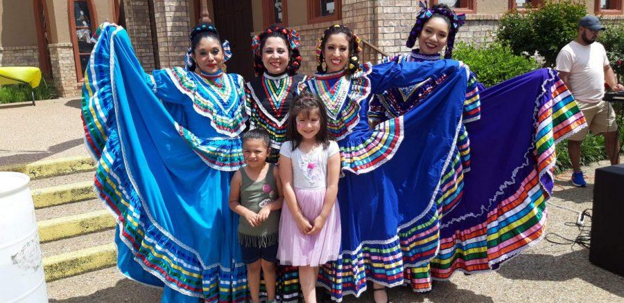Teacher Presents Culture Through Dance