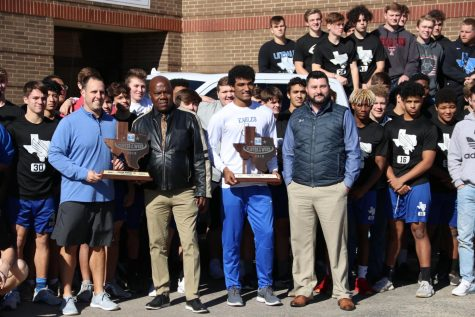Football Program Wins Community Service Award