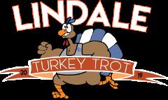 Senior Creates Turkey Trot Logo