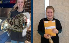 Choir and Band Students make All-State Band