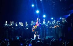 Chorale Sings With Country Superstar Miranda Lambert