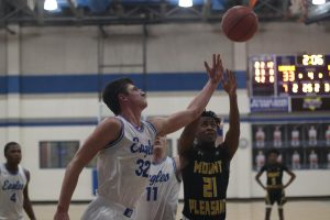 Boys' Basketball Makes Playoffs