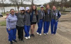 Girls' Golf Places Third