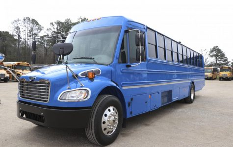 Bus Barn Designs New Bus And Partners With AT&T
