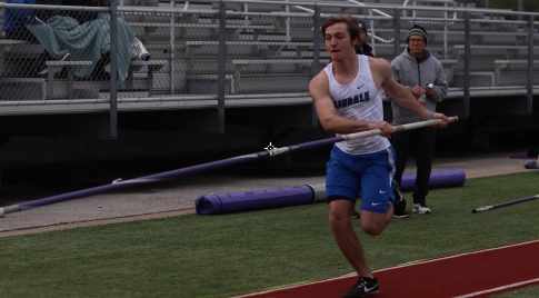 Track Team Gets New Equipment
