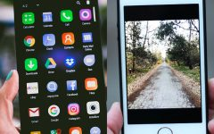 A Look at Apple Versus Android Phones