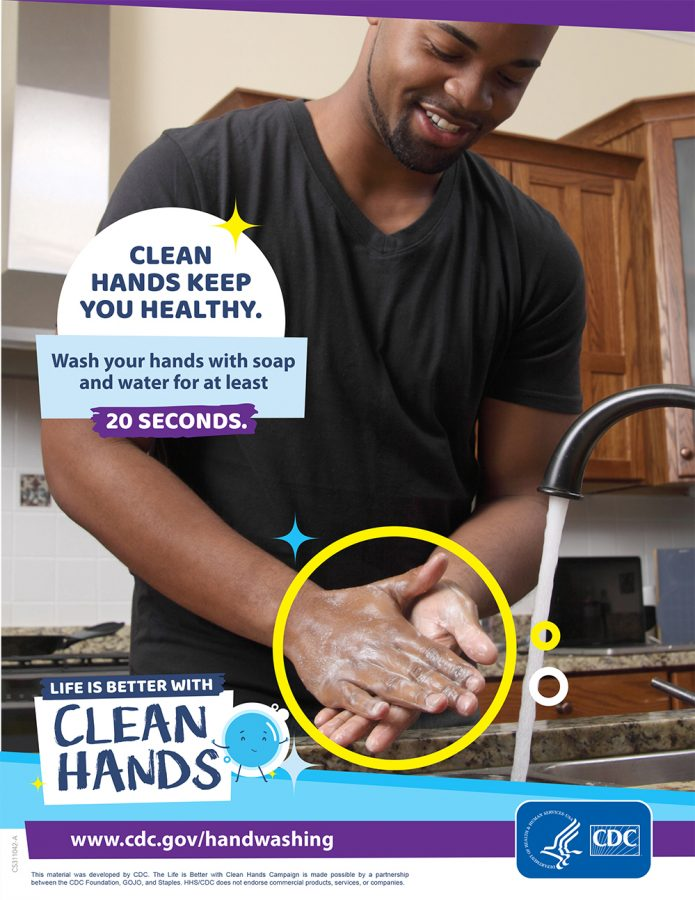 Clean Hands Keep You Healthy