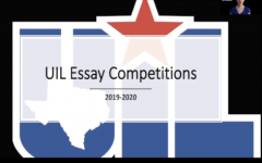 Junior Wins State Essay Competition