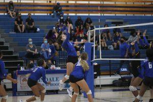 Athlete Spotlight: Senior Helps Lead Team to Volleyball Playoffs