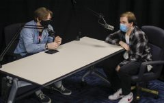 Zach and John do the podcast. Their first episode aired September 29.