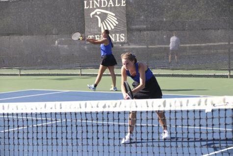 Varsity Tennis Team State Ranked