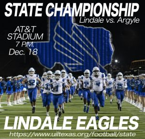 Football Makes it to STATE Playoffs